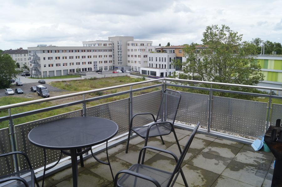 Roof terrace Ap8 1