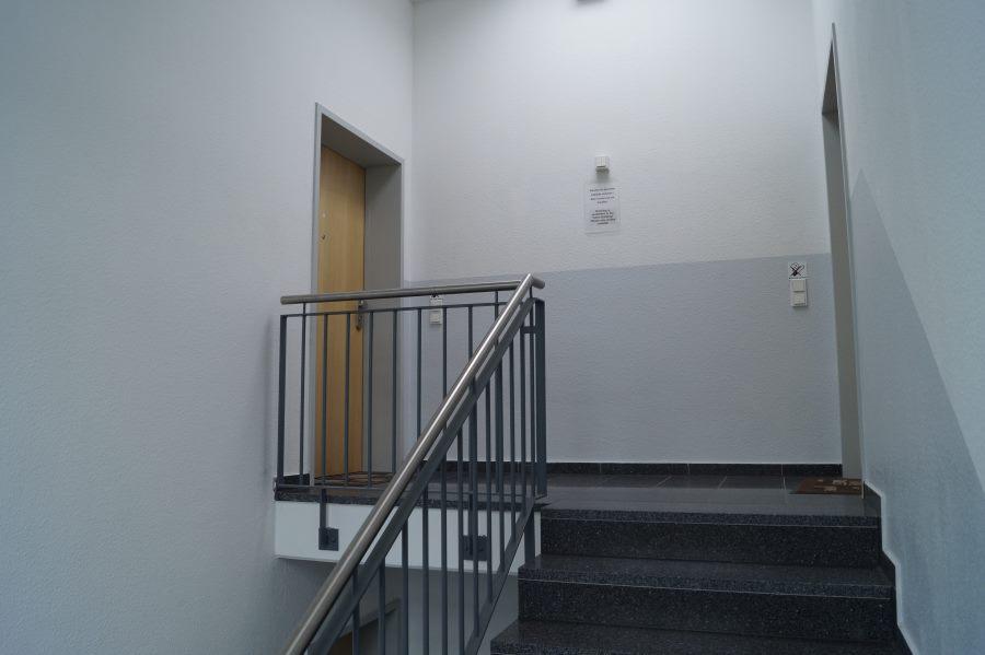 Wohnungseingang Whg 7
